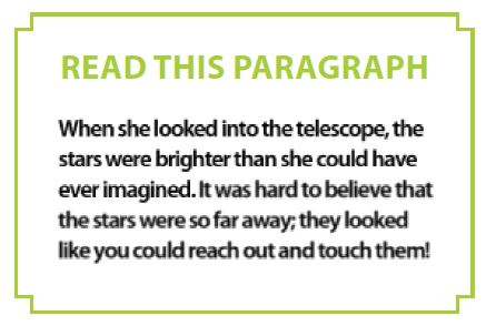 Text in this paragraph becomes more blurry as you read, simulating loss of vision due to multiple sclerosis.