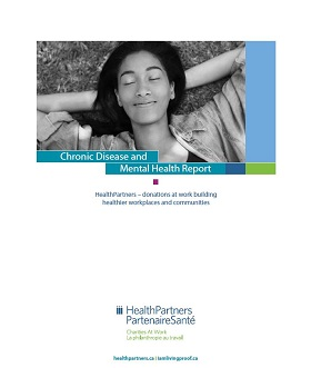 Chronic Disease and Mental Health Report